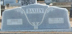 Thelma Agnes Baxley