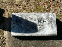 Henry Wiley Hal Brown