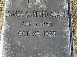 James Sanford Adams