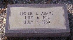 Lester L Adams