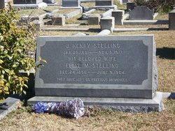 J Henry Stelling