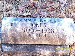 Annie <i>Bates</i> Jones
