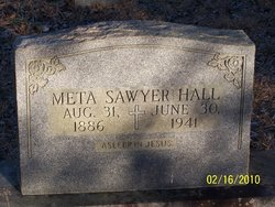 Meta <i>Sawyer</i> Hall