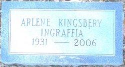 Arlene <i>Kingsberry</i> Ingraffia