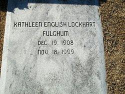 Kathleen <i>English</i> Fulghum