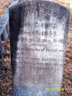 Ann Elizabeth Eliza <i>Hamilton</i> Douglass