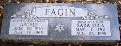 Sara Ella <i>Dubitsky</i> Fagin