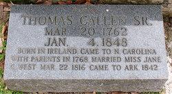Thomas Callen, Sr