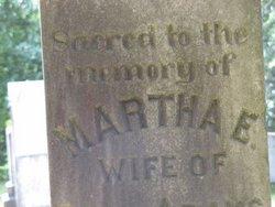 Martha Elizabeth <i>Blankenship</i> Adams