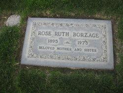 Rose Ruth Borzage