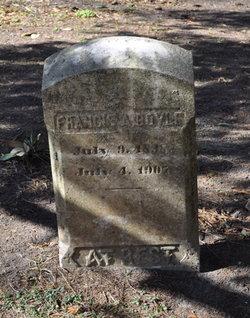 Francis Atherton Boyle