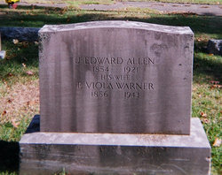 E Viola <i>Warner</i> Allen