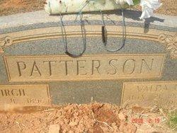 Valda L Patterson