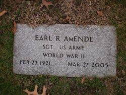 Earl R. Amende