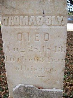 Thomas Sly