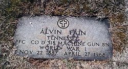 Alvin Fain