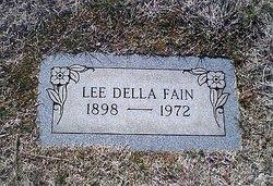 Lee Della <i>Price</i> Fain