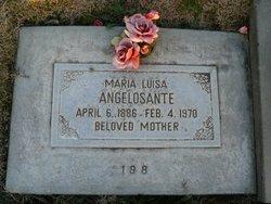 Maria Luisa Angelosante