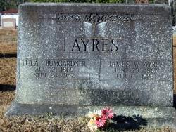 James William Carroll Ayres