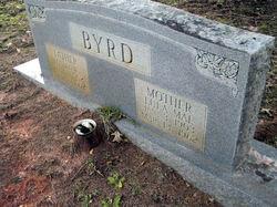 Eula Mae <i>Daughtery</i> Byrd