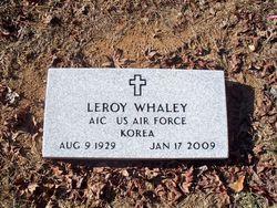 Leroy Whaley