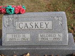 Mildred Naomi <i>Lodge</i> Caskey