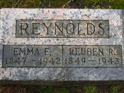 Emmaline Eliza Emma <i>Parker</i> Reynolds