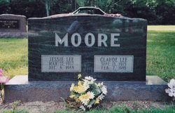 Jessie Lee <i>Wilkerson</i> Moore