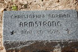 Christopher Norman Armstrong