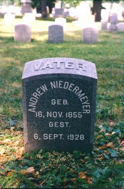 Andreas Andrew Niedermeyer