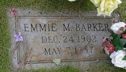 Emmie M. Barker