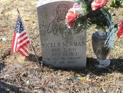 Ricki P Newman