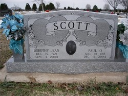 Paul Odell Scott