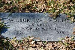Wilbur Ival Adams