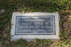 Albert Peter, Sr