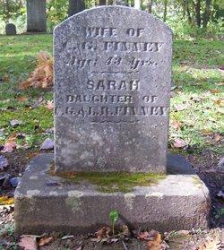 Sarah Sage Finney