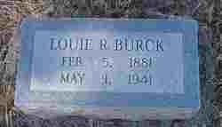 Louis Reginold Louie Burck