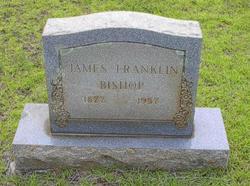 James Franklin Frank Bishop