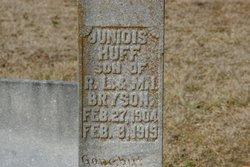 Junious Huff Bryson
