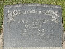John Lester Ogden