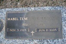 Mabel <i>Templin</i> Burroughs