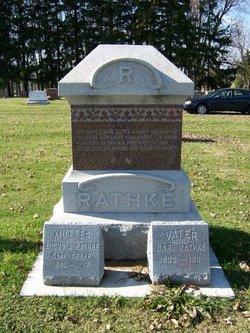 Augusta <i>Griepp</i> Rathke