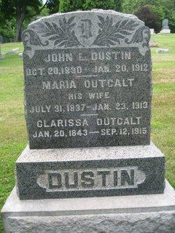 Maria <i>Outcalt</i> Dustin