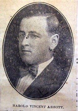 Harold Vincent Abbott