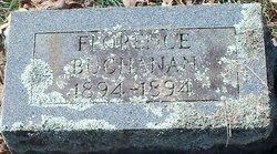 Florence Ellen Buchanan