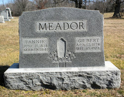 Gilbert Doc Meador