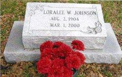 Loralee <i>Watkins</i> Johnson