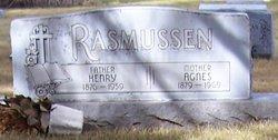 Agnes <i>Buhl</i> Rasmussen