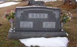 LaVena May <i>Thorn</i> Babb