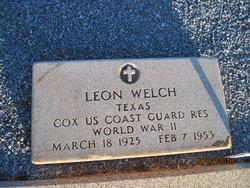 Leon Welch